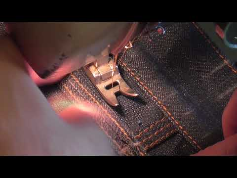 джинсы шлёвки закрепки