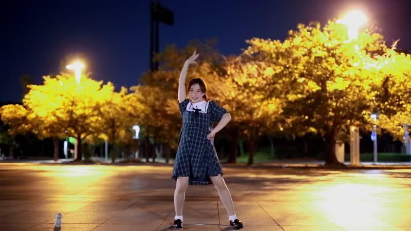 帆夏×雨汰。 僕らの街に愛が降る夜だ 歌って踊ってみた sm33981634