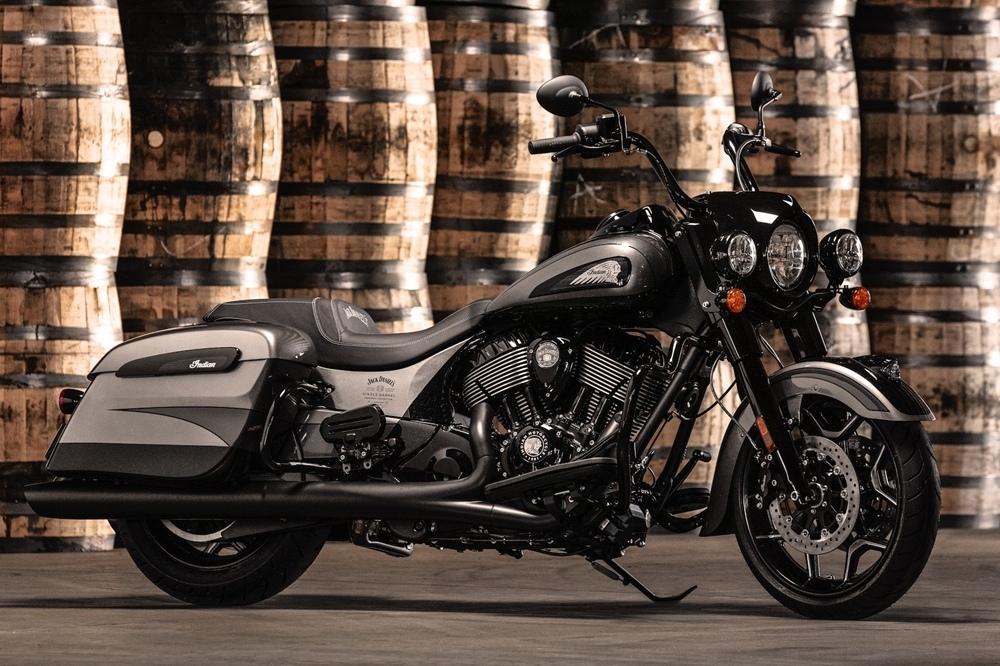 Мотоцикл Indian Springfield Dark Horse Jack Daniel's Limited Edition 2020