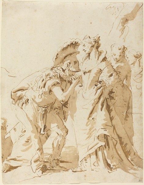 Джованни Баттиста Тьеполо (5 марта 1696, Венеция  27 марта 1770, Мадрид)