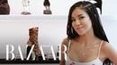 Jhené Aiko Shops for the Perfect Pair of Heels   Heel Hunters   Harper's BAZAAR