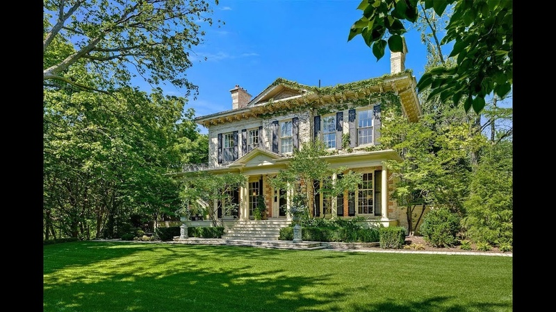 Historic Mansion in Toronto, Ontario, Canada   Sotheby's International Realty