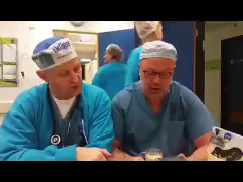 Начинается простой рабочий день в обычной больнице Израиля