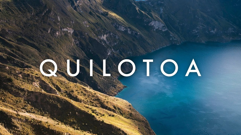 Volcanic Craters and Beaches in Ecuador - Morten's South America Vlog Ep. 15