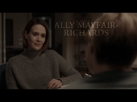 Ally mayfair-richards | dark light