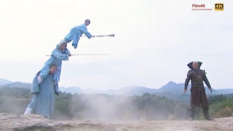 Sư Huynh Thiếu Lâm Tự Xuất Quyền Đại Chiến Tôn Bá Và Cái Kết | THIẾU LÂM TỰ TRUYỀN KỲ | YÊU PHIM ✨