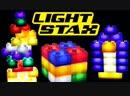 Конструктор ночник LEGO Light Stax