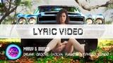 MARUV &amp BOOSIN Drunk Groove (Kolya Funk &amp Mephisto Remix) Lyric videoLYRIC VIDEO ONE LINE
