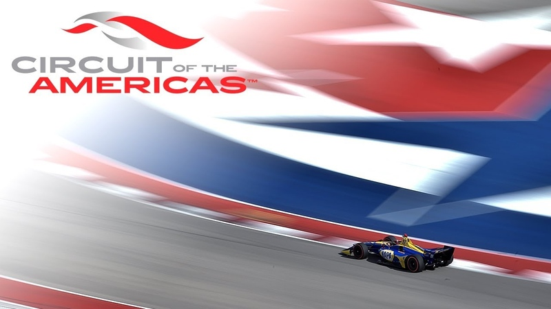 Tuesday from the 2019 NTT IndyCar Series Open Test at Circuit of The Americas