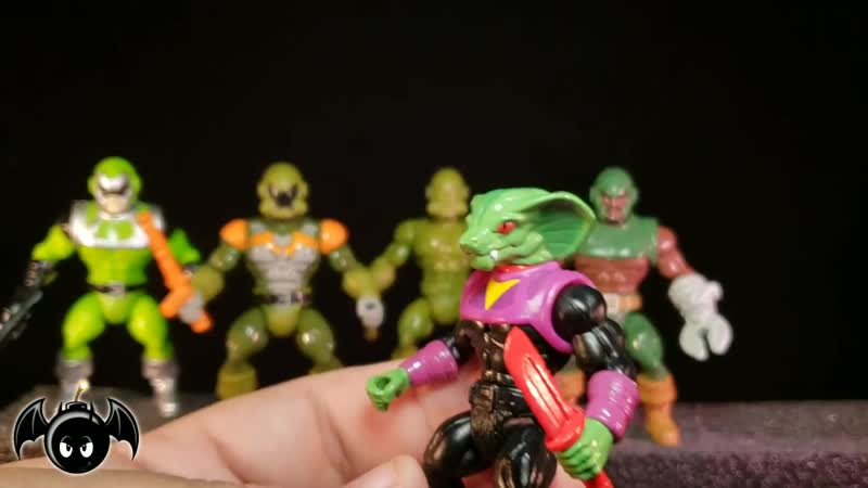 Warlords of Wor wave 6 Glyos figures review