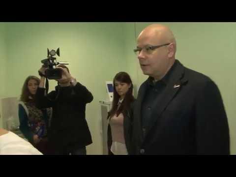 Гаврилов провел мониторинг ФАПов Белгородской области