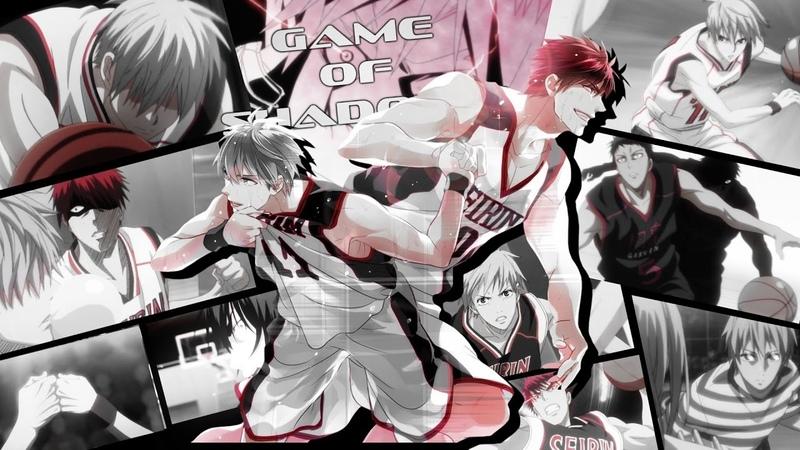 Kuroko and Kagami x Road to Victory - Game of Shadows [KnB ASMV]