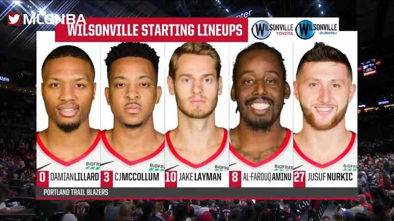San Antonio Spurs vs Portland Trail Blazers Full Game Highlights _ 10.20.2018, N