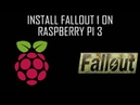 Install Fallout 1 on Raspberry Pi 3