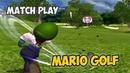Mario Golf: Toadstool Tour [GC] - Luigi can't play golf