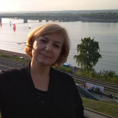 Елена Шамсутдинова