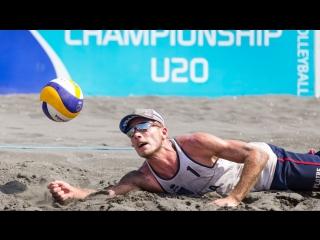 Пляжный волейбол. Чемпионат Европы U20. Полуфинал. Мужчины и Женщины. 1 июля 9.30 МСК
