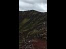 Исландия 🇮🇸 кратер вулкана