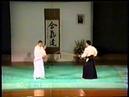 Aikido Michio Hikitsuchi Sensei Unesco 1995 Paris Part 2