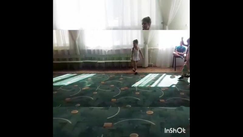 Дошкольная хореография Детский сад 40 Педагог Концедалова Валерия Владимировна