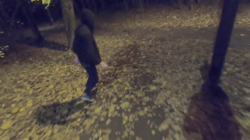 17.10.2018 Скейт 20 км