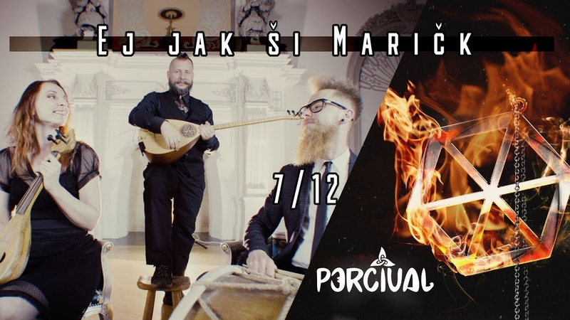 Percival Slava III Ej jaki si Maricko Video 7 12