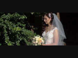Свадебная видеосъёмка. Георгий и Юлия. Студия видеографии Луна
