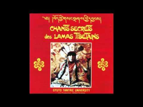 Gyuto Tantric University - Chants Secrets des Lamas Tibetains