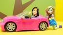 Monster High Frankie'nin yeni arabasını tamir ediyoruz!