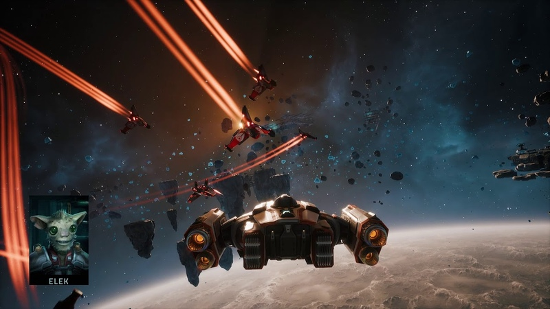 Релизный трейлер Everspace — Stellar Edition (Nintendo Switch)