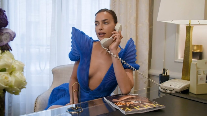 Irina Shayk chooses her outfit for dinner with Jean Paul Gaultier | Get Ready With Me | Vogue Paris
