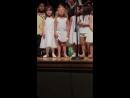 4 year old slays graduation performance