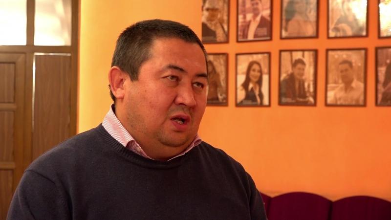 Премьера музыкальной драмы Ашкадар,интервью Мунир Кунафин