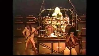 Hardstriker Blog: Yngwie Malmsteen - Live Toronto (1986)