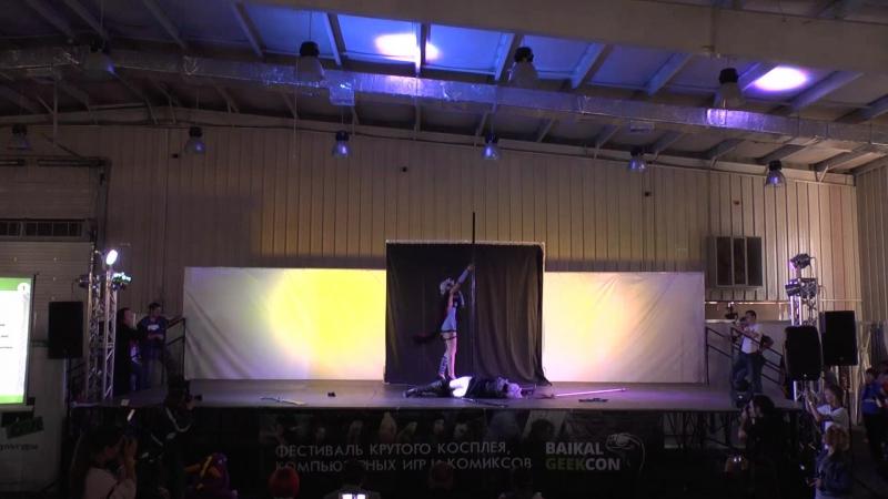 Baikal Geek Con 2018. 1-20 Хлорка и Велма – NieR Replicant The End C