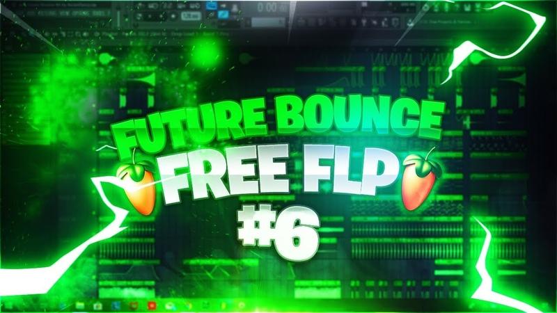FL Studio Future Bounce 6 FREE FLP