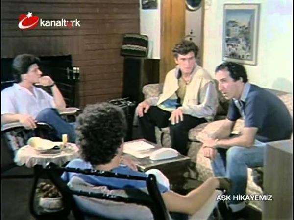 Tarık Tarcan Hülya Avşar / Aşk Hikayemiz (1986)