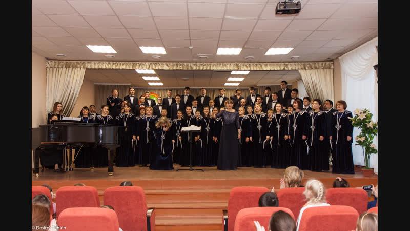 Концерт в УДШИ 30 января 2019 Хоровая Капелла РБ им Т Сайфуллина
