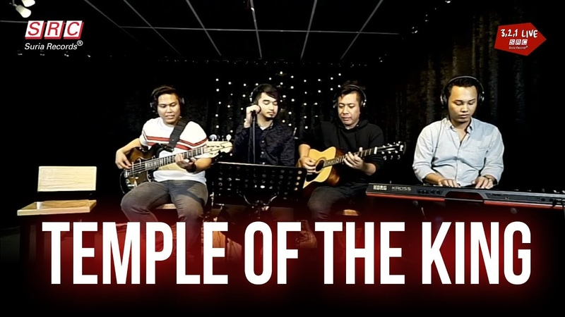 SRC || 3,2,1 LIVE (Highlight) - Temple of The King cover by Xpose