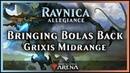 Bringing Bolas Back with Grixis Midrange Ravnica Allegiance Standard Magic Arena