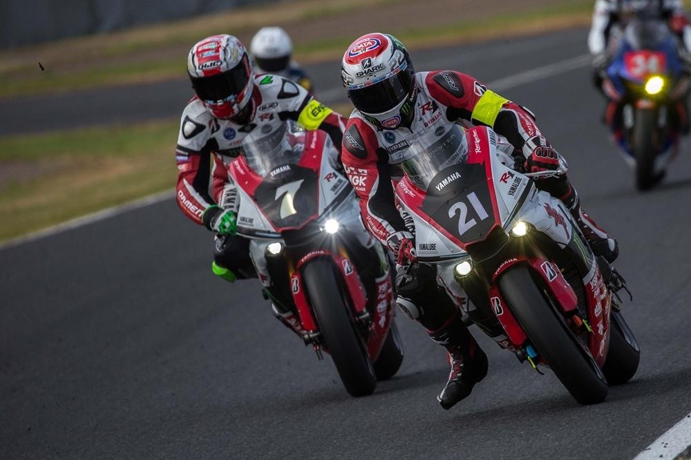 Команда Yamaha обошла Kawasaki в первый день Судзука 2018 (+фото)