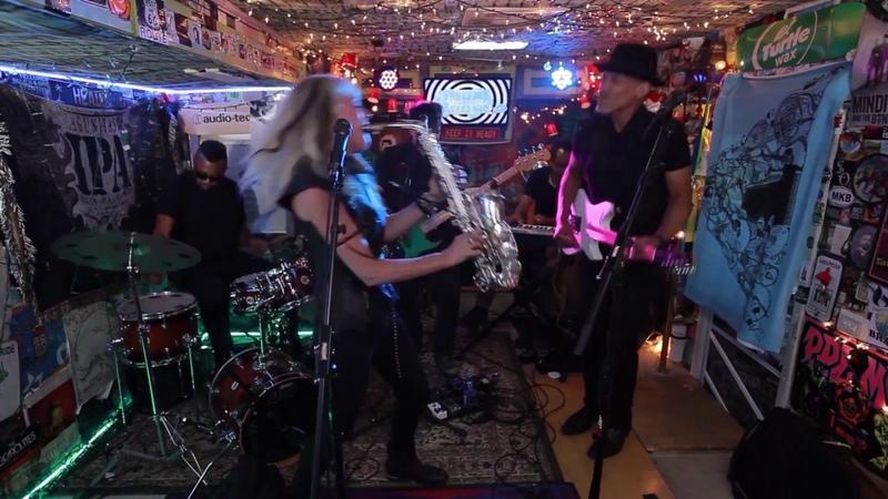 Mindi Abair The Boneshakers Jam In The Van 2018