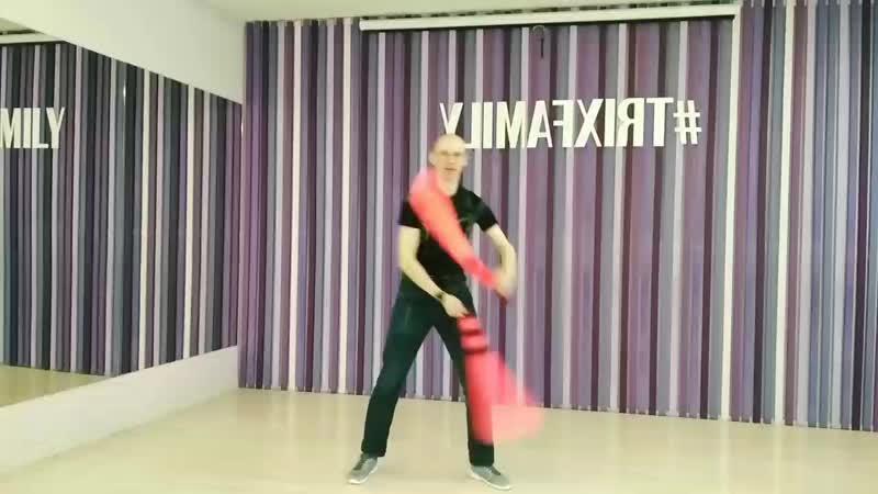 Фронтальная последовательная плечевая изоляция с гигантом | www.poister.ru