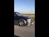 Honda type R dc5 vs Toyota starlet ep82 #2
