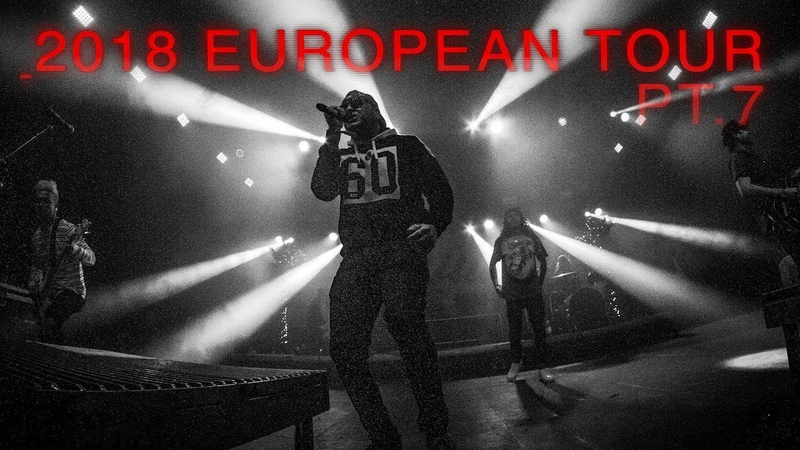 2018 European Tour Documentary (Pt. 7) | Hollywood Undead