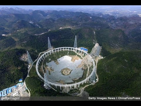 The WORLD'S Biggest TELESCOPES Space DOCUMENTARY