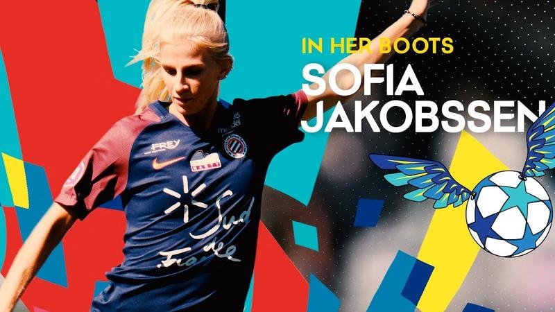 Sofia Jakobssen In Her Boots 👟