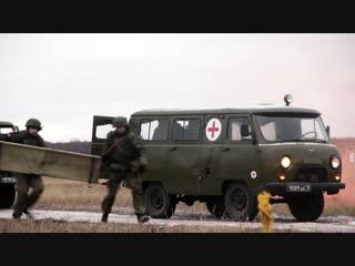 Военная полиция на масштабных сборах под Самарой отработала единый подход в действиях на случай нападения противника