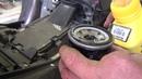 Замена масла в двигателе квадроцикла Stels 600Y Leopard