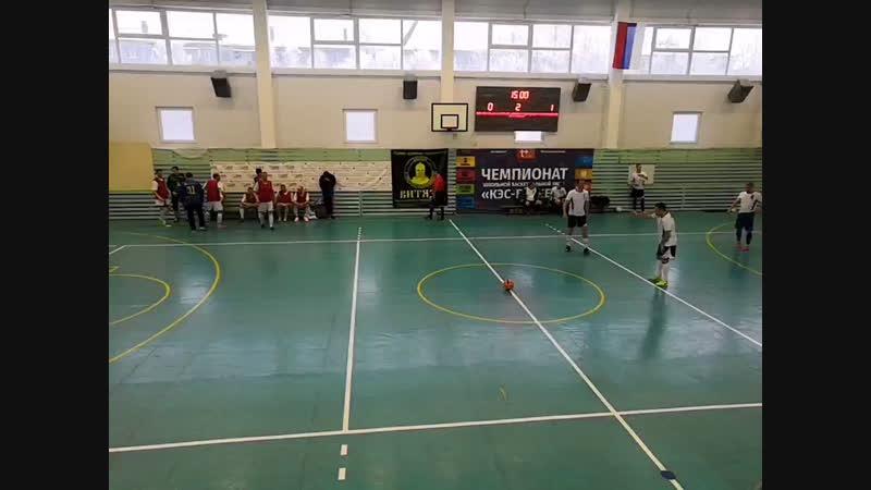 14 финала МЧС - Помор 16.12.18 2-й тайм
